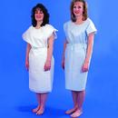 Paper Patient Exam Gowns- White Bx/50