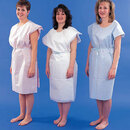 Paper Patient Exam Gowns- Blue Bx/50