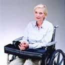 Wheelchair Lap Cushion - Half Arm (for 18