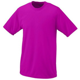 Augusta Sportswear 791 Youth 100% Poly Wicking T, Price/each