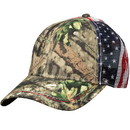 Outdoor Cap CWF400M American Flag Mesh Back Cap