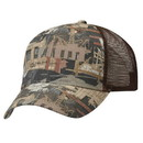 KATI HEADWEAR Oilfield Camo /w Mesh Back Cap
