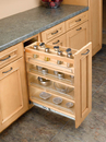 Rev-A-Shelf 448-08SC-SRI-1 Accessories Optional Spice Rack Insert Sink & Base Accessories, 7