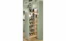 "Rev-A-Shelf 448-TP51-11-1 51"" H x 11"" Wood Pantry w/slide"