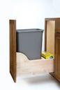 Rev-A-Shelf 4WCSC-1535DM-1-12 Waste 35Qt Single Blumotion