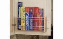 Rev-A-Shelf 4WFR-18-1 Wall 18 Door Mount Foil Rack
