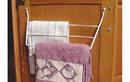 Rev-A-Shelf 563-32 Door Storage Towel Holder Sink & Base Accessories, 12-3/4