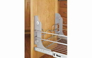 Rev-A-Shelf 5WB-DMKIT Accessories Door Mount Kit for Wire Basket Sink & Base Accessories, 1-1/2