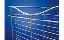 Rev-A-Shelf CB-181411CR-3 Wire Basket 14 Deep Pullout for Closet, 18