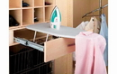 Rev-A-Shelf CIB-16CR Pull-Out Ironing Board - Closet Depth