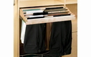 Rev-A-Shelf CWPR-3014-1 Pant Organizer Wood Pullout for Closet, 30