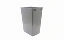 Rev-A-Shelf RV-35-17-8 Waste Container Only 35Qt Silver