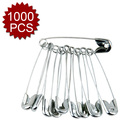 GOGO Marathon Safety Pins For Competitors' Numbers 1000 PCS