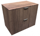 Office Source PL112 Two Drawer Lateral File