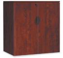 Office Source PL152 P 2 Door Storage Cabinet 2 Adj Shelf