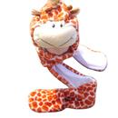 TopTie Furry Animal Hood Hat, Best Cheap Hats - Giraffe