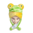 TopTie Party Hats, Animal Costumes Hats, Animal Face - Frog