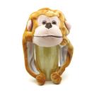 TopTie Furry Animal Hood Hat, Best Cheap Hats - Monkey