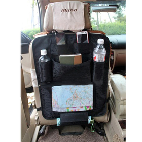 Aspire Car Seat Back Organizer, Storage Bag, Multi Pocket
