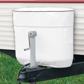 Classic Accessories 79720 RV Tank Cover, Fits Double 20-5 Gallon Tanks