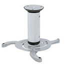 Cmple 1070-N Projector Ceiling Mount (Max 22Lbs) - SILVER