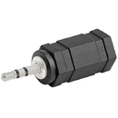 Cmple 1144-N 3.5mm Stereo Plug to 2.5mm Stereo Jack Adapter