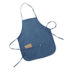 Cobra Caps APD-M - Denim 12oz Apron - Medium, Price/Piece