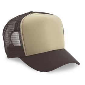 Cobra Caps TRUCK-5 - 5 Pnl Trucker Cap, Foam/Mesh, Price/Piece