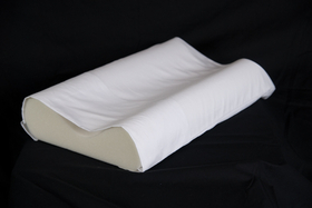 Core Products 160 Basic Cervical Pillow Standard Support, White