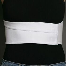 Core Products 6107-S-M-L-XL-6 6'' Female Rib Belt  (S/M-L/XL) + 6''