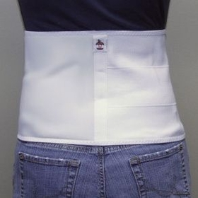 Core Products 9'' Abdominal Binder (S/M - L/XL) + 6''