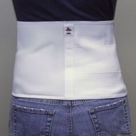Core Products 12'' Abdominal Binder (S/M - L/XL) + 6''