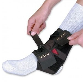 Core Products 6350 Power Wrap Ankle Blk (Univ-XL)