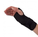 Core Products 6861 Universal Elastic Wrist Band W/ Thumb Loop Black