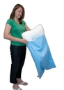 Core Products ACC-821 Blue Slip On Pillow Case - Standard Size for Tri-Core