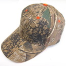 Cameo sports CS-186A Constructed Leaf Camo Cap w/ Sandwich