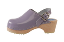Cape Clogs 1321011 Mini Pica Pica Children's, Lavender