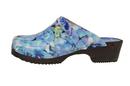 Cape Clogs 13221102 Flower Patterns, Hydrangea
