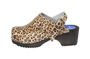Cape Clogs 13221108 Personality Patterns, Leopard