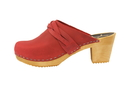 Cape Clogs 3121516 Dala Red