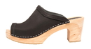 Cape Clogs 4002031 PICA PICA High Heels, Flicka Black