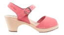 Cape Clogs 6223001 PICA PICA High Heels, Pink Sundial