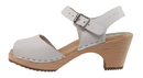 Cape Clogs 6223002 PICA PICA High Heels, White Sundial