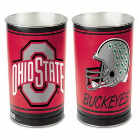 "Ohio State Buckeyes 15"" Waste Basket"