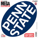 Penn State Nittany Lions Decal 12x12 Mega