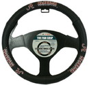 Alabama Crimson Tide Steering Wheel Cover - Leather