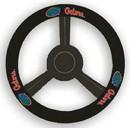 Florida Gators Steering Wheel Cover - Leather