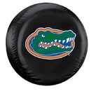 Florida Gators Black Tire Cover - Standard Size