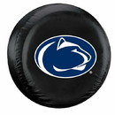 Penn State Nittany Lions Black Tire Cover - Standard Size