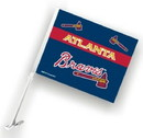 Atlanta Braves Car Flag